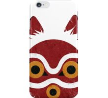 Mononoke Mask iPhone Case/Skin