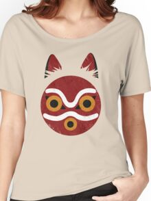 Mononoke Mask Women's Relaxed Fit T-Shirt