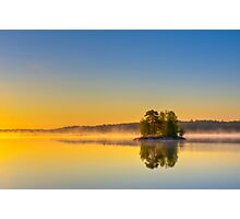 Summer morning at 5.05 Photographic Print