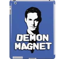 XANDER HARRIS: Demon Magnet iPad Case/Skin