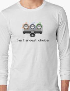 Choose one Long Sleeve T-Shirt