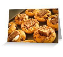 cookies!!! Greeting Card