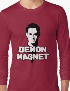 XANDER HARRIS: Demon Magnet Long Sleeve T-Shirt