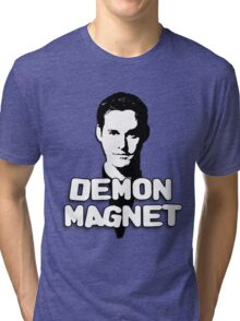 XANDER HARRIS: Demon Magnet Tri-blend T-Shirt