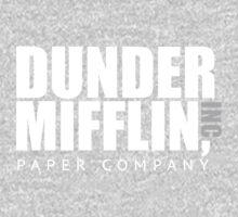 Dunder Mifflin Paper Notebook Kids Clothes