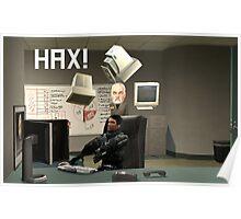 GMOD-HAX! Poster