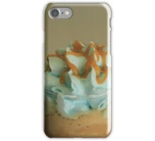 blueberry whip iPhone Case/Skin