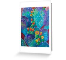 Joyful Prickly Pear Greeting Card