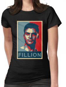 FILLION Womens Fitted T-Shirt