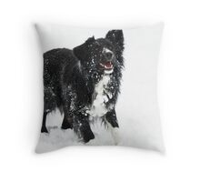 Snowballs..... Throw Pillow