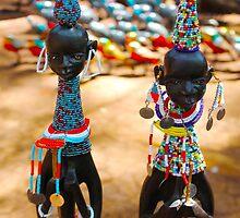 Masai, KENYA by Atanas Bozhikov Nasko