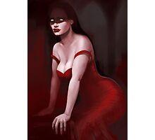 Vamp Photographic Print