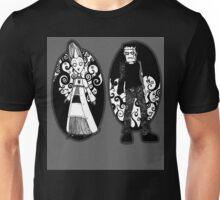 Frankenstein and Bride Unisex T-Shirt