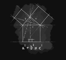 Pythagorean Theorem Unisex T-Shirt