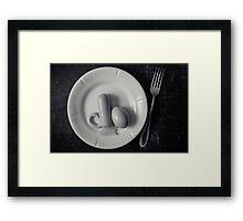 « Penisini » Italian Restaurant Framed Print