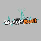 Weenie And The Butt by Gingerbredmanny