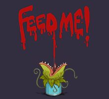 Feed Me (Little Audrey) Unisex T-Shirt