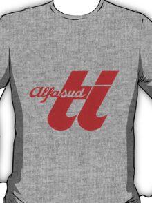 Alfasud Ti Red T-Shirt