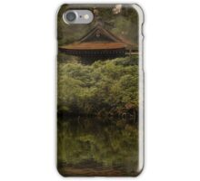 Japanese Peace Garden iPhone Case/Skin