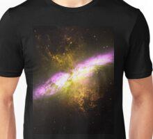 Messier Object 82 [Starburst Nebula] Unisex T-Shirt
