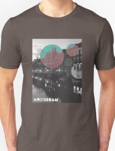 Amsterdam Cityscapes  T-Shirt