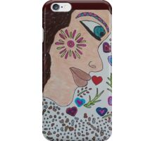 The Blossoming of Love iPhone Case/Skin