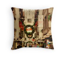 London Court, Perth, Western Australia Throw Pillow