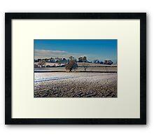 Country Views #2 Framed Print