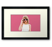 Taylor Swift's 1989 Framed Print