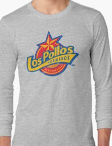 Los Pollos Hermanos Long Sleeve T-Shirt