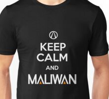 Keep Calm and Maliwan Unisex T-Shirt