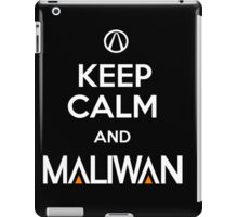 Keep Calm and Maliwan iPad Case/Skin
