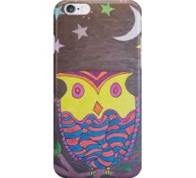 Owl Have a Good Night iPhone Case/Skin
