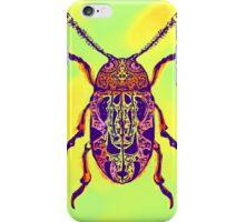 Beetle in Green iPhone Case/Skin