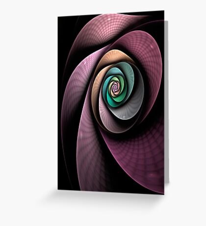 Rennie Rose Greeting Card