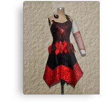 Costume Metal Print