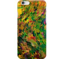 Flying Paint iPhone Case/Skin