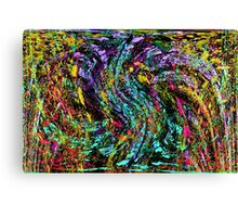 Dance of Life Canvas Print
