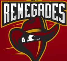 Renegades Sticker