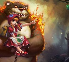 League of Legends 30 by Maax