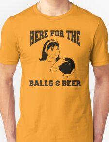 Funny Women's Bowling Unisex T-Shirt