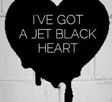 Jet Black Heart by Natalie Schweitzer
