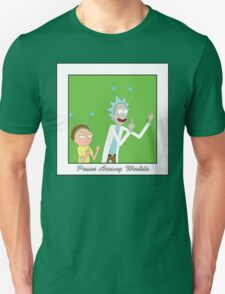 Rick and Morty: Peace Among Worlds T-Shirt