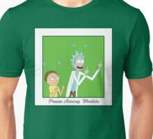 Rick and Morty: Peace Among Worlds Unisex T-Shirt