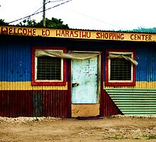 Welcome to Warasiwu Shopping Center by blamesociety