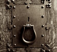 Through the Keyhole by Joe Hickson