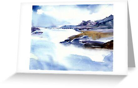 Mystic River by Anil Nene