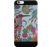 The Humming Bird Delight iPhone Case/Skin