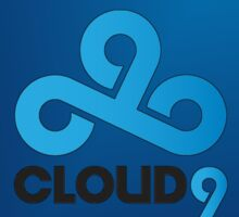 Cloud9 Sticker