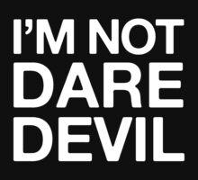 I'm not Daredevil One Piece - Short Sleeve